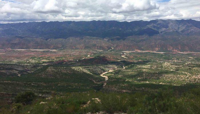 Découverte des vallées andines
