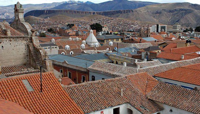 Potosí / Mines du Cerro  Rico - Uyuni