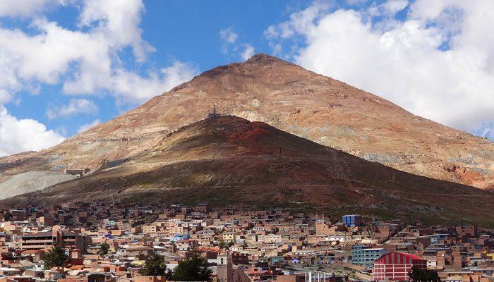 UYUNI - PULACAYO - POTOSÍ / CASA DE LA MONEDA