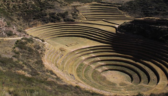 Cusco - Chinchero - Moray - Salines de Maras - Ollantaytambo - Aguas Calientes