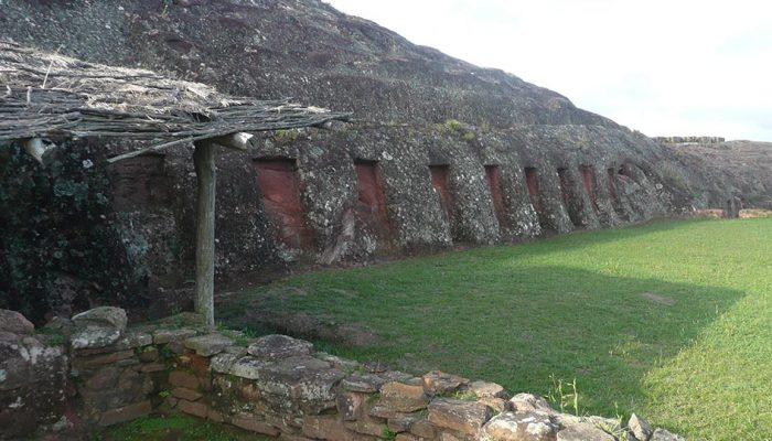 SANTA CRUZ - EL FUERTE - CASCADAS DE CUEVAS - SAMAIPATA