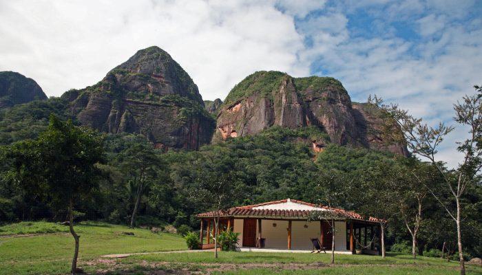 SAMAIPATA – FOUGÈRES GÉANTES - PARC AMBORO - REFUGE DES VOLCANS
