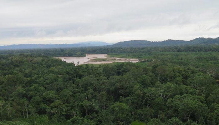 PAMPAS DE YACUMA - RURRENABAQUE - LA PAZ