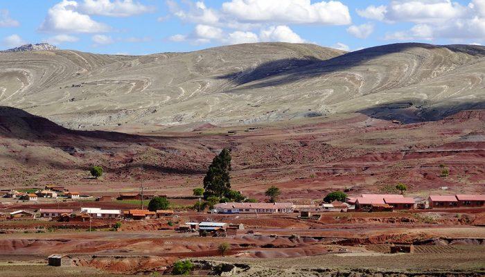 SUCRE - ROUTE DE L'INCA - MARAGUA - SUCRE