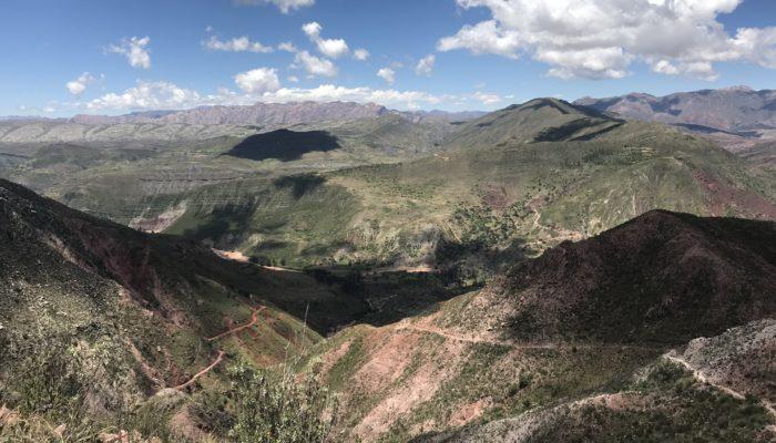 La Cordillera de Los Frailes, un des treks les plus surprenants de Bolivie !