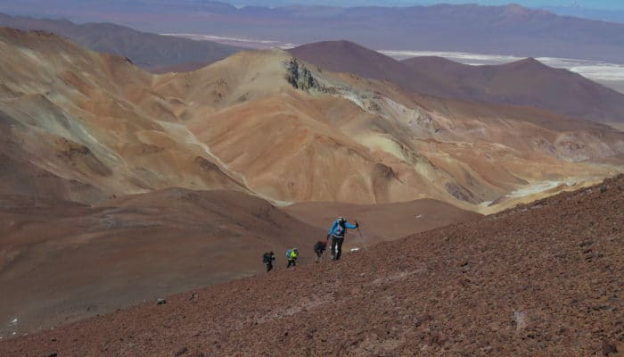 Le volcan Llullaillaco : une ascension magique au cœur de l'histoire