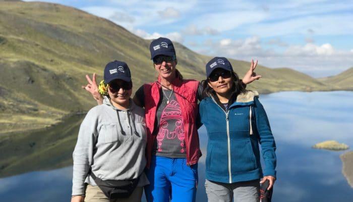 La plus Royale des Cordillères des Andes de Bolivie