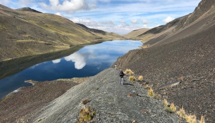 Trek Massif du Condoriri