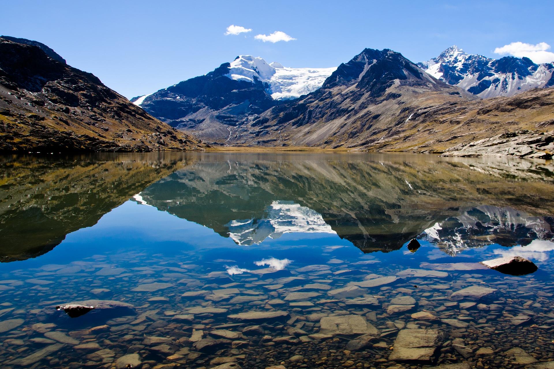 Voyage Treks Andins en Bolivie