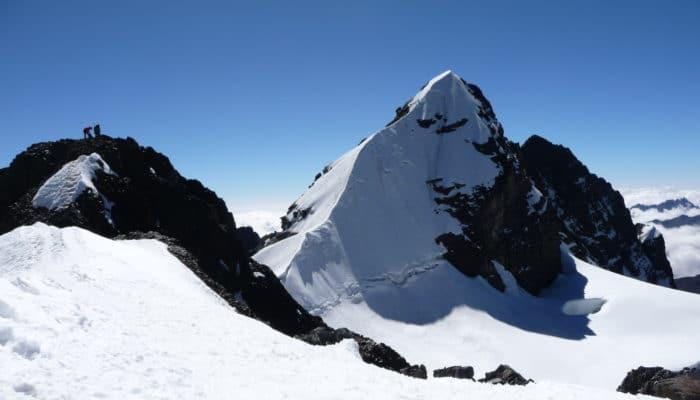 Ascension du Pequeño Alpamayo