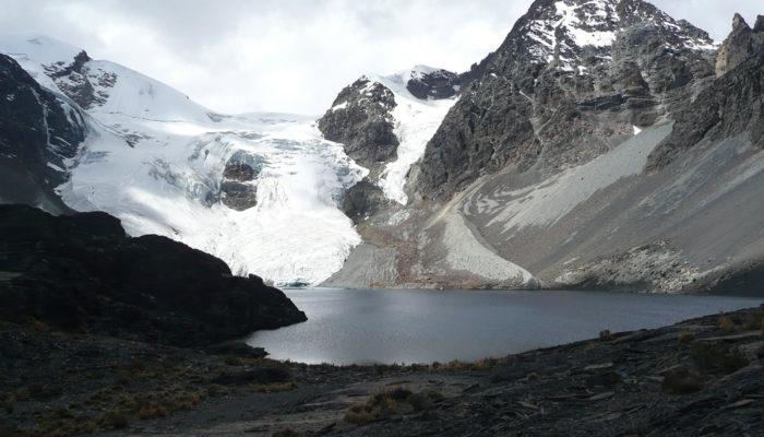 LAGUNA KHOTIA (4.450 m alt.) - KUNU PAMPA (4.760 m alt.) - LAGUNA WARA WARANI (4.930 m alt.) - VALLÉE JAYLLAWAYA (4.480 m alt.)