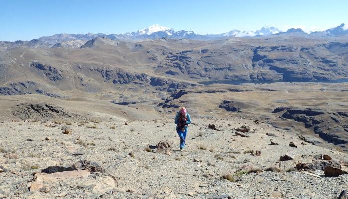Randonnée autour du massif du Serki Kollo