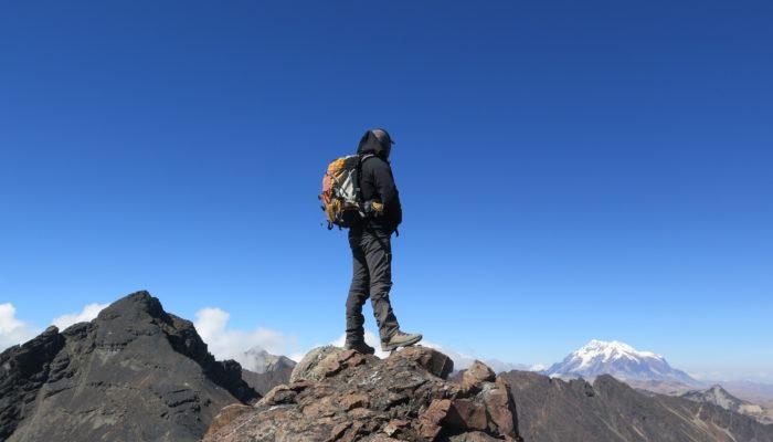 CAMP JAPAJAPANI   (4615 m alt.) – RANDONNËE JAPAJAPANI (5312 m alt.) – LA PAZ (3600 m alt.)