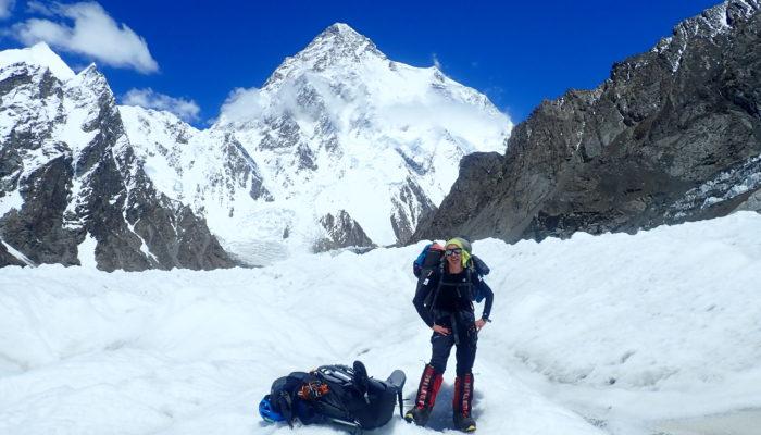 La team Thaki au K2