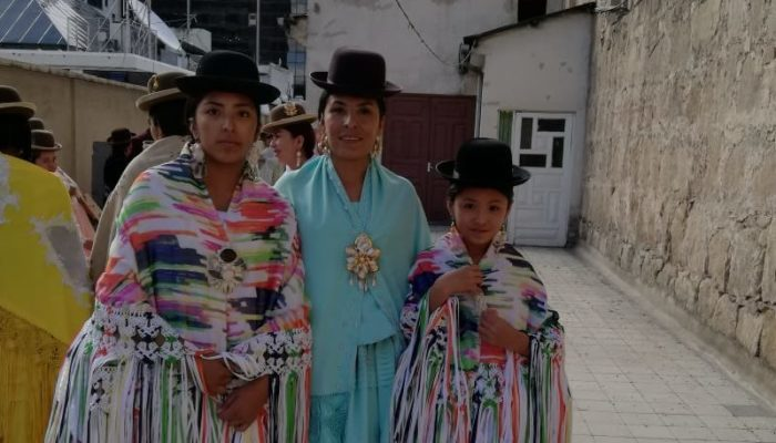LE TOPO : ARME SECRETE DES FEMMES BOLIVIENNES